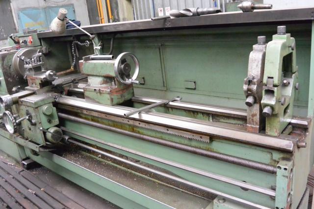 Lathes - centre - SUI 50/2000