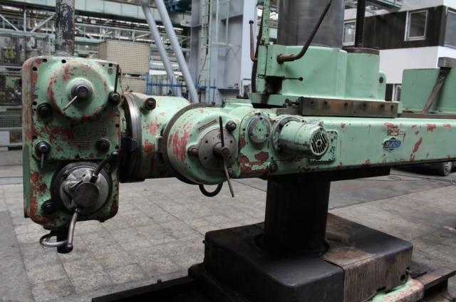 Drilling machines - radial - VRM 50A