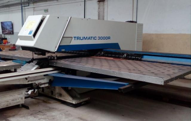 Ostatní stroje - vysekávací stroje - Trumatic 3000R