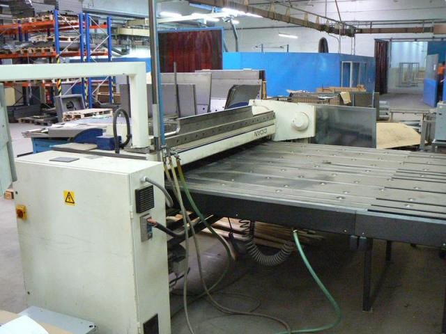 Bending machines - plate - K 25-20 CS 201