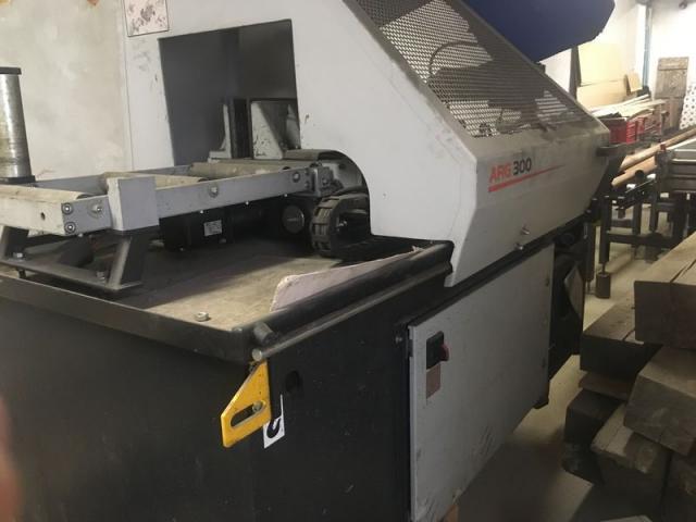 Ostatné stroje - píly - ARG 300 CF-NC