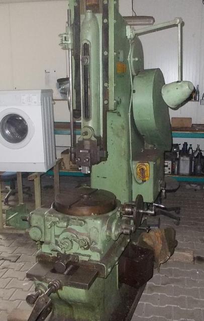Other machines - shaping and slotting machines - Obrážečka