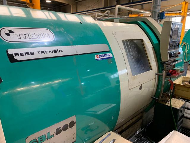 Sústruhy - CNC - SBL 500 CNC