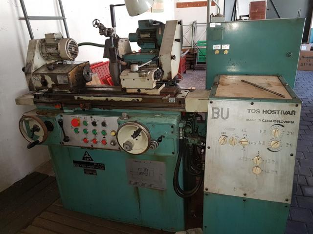 Grinding machines - centre - BU 16