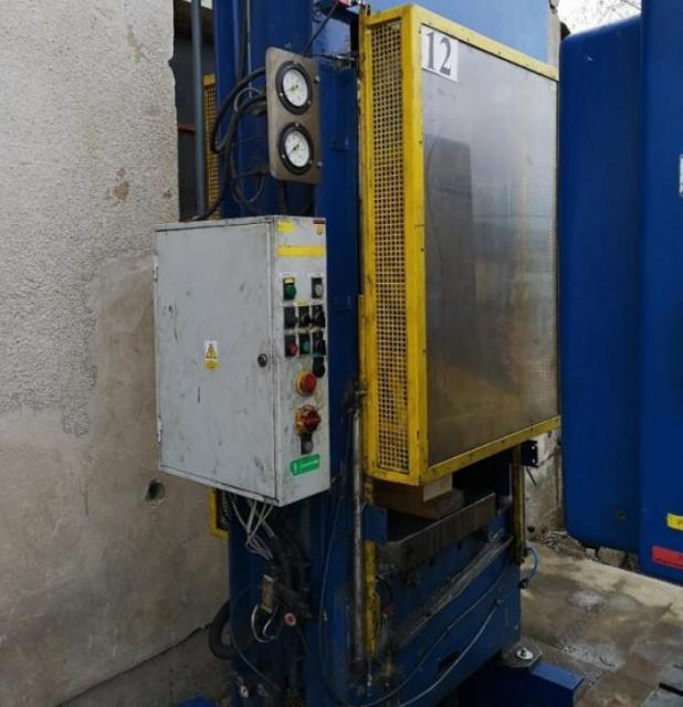 Lisy - hydraulické - CBA 160/63-8