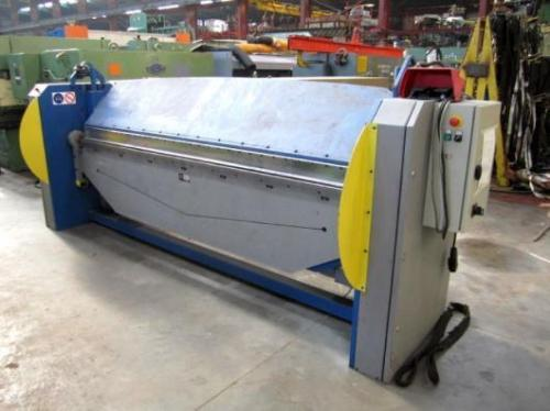 Bending machines - plate - TSMS 30/20 H