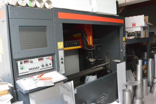 Flame cutting machines - plasmas - 1100 Roto