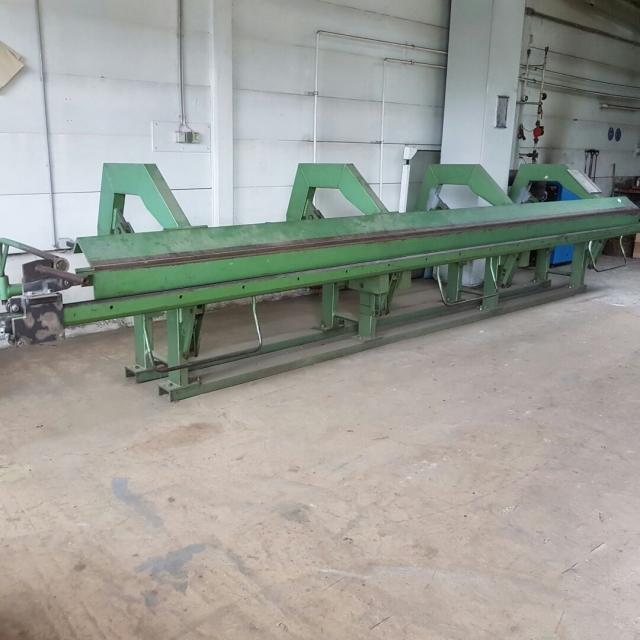 Bending machines - plate - 6000-1