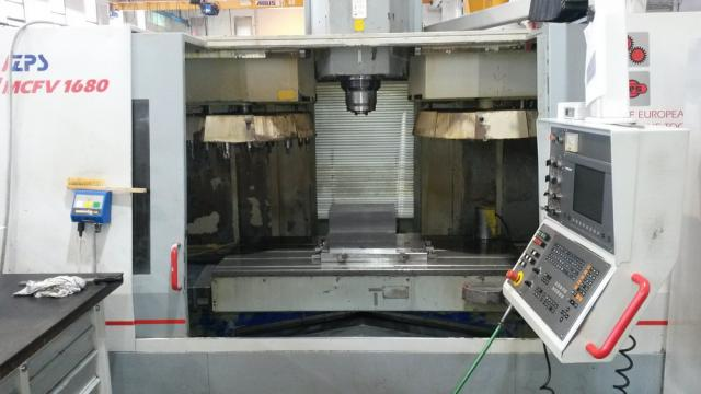 Machining centres - vertical - MCFV 1680 NT