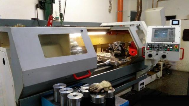 Soustruhy - CNC - Masturn MT 550 CNC