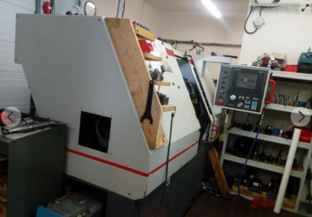 Sústruhy - CNC - S 50 CNC