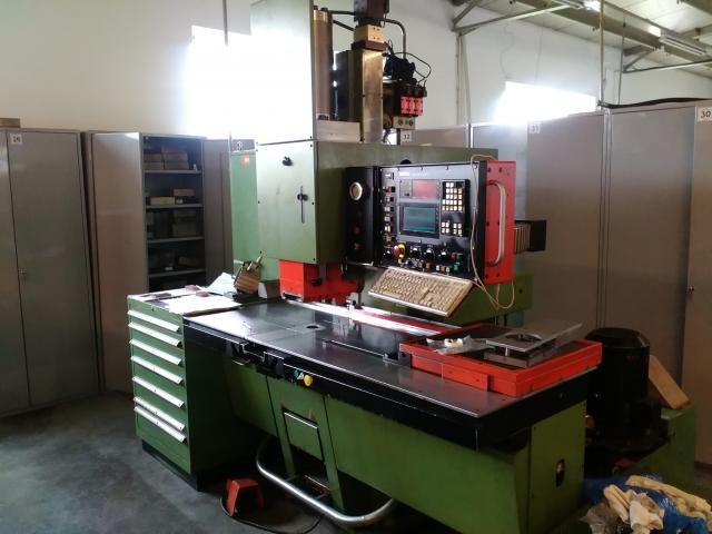 Other machines - stamping machines - PWS 600CNC