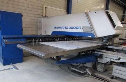 Ostatné stroje - vysekávacie stroje - Trumatic 3000R