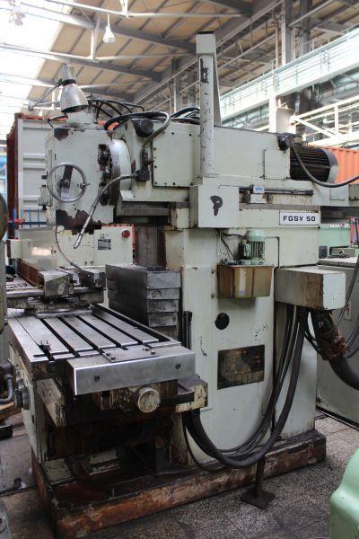 Milling machines - vertical - FGSV 50