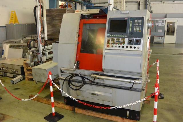 Sústruhy - CNC - Emco Turn 325-II
