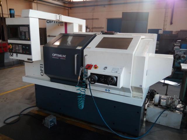 Soustruhy - CNC - OPTI TURN L 44