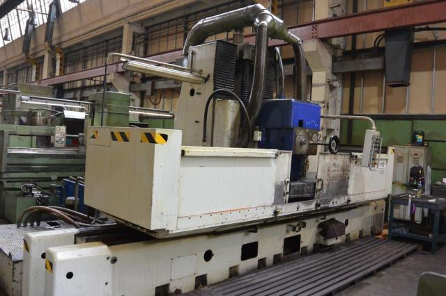 Grinding machines - surface - BPV 80A/2000
