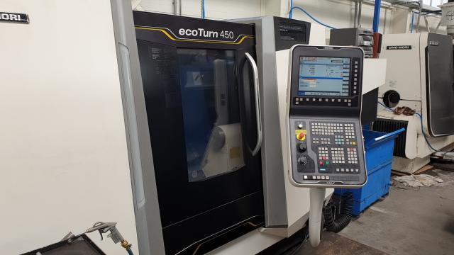 Sústruhy - CNC - EcoTurn 450