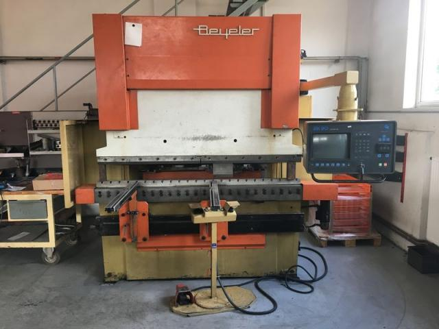 Presses - brake - RT 80x2050