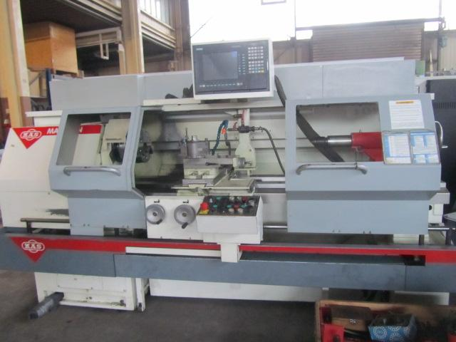 Lathes - CNC - MT 50 CNC
