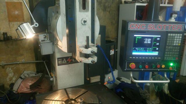 Ostatné stroje - obrážačky - Obrážečka CNC- 350