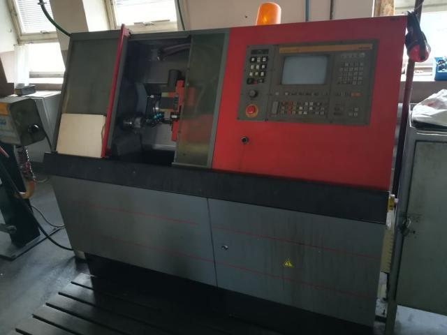 Lathes - CNC - Emcoturn 320
