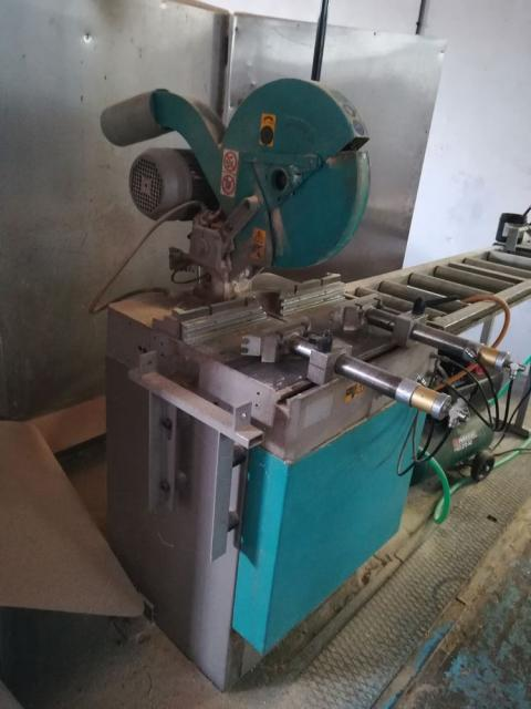 Other machines - saws - Velox 350 Man