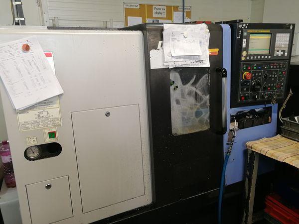 Sústruhy - CNC - LYNX 220A