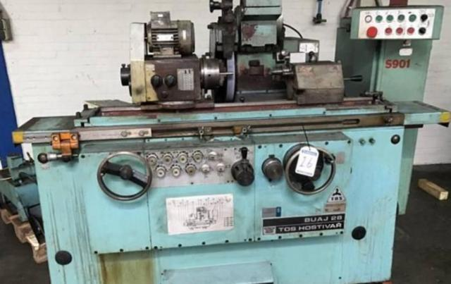 Grinding machines - centre - BUAJ 28/630