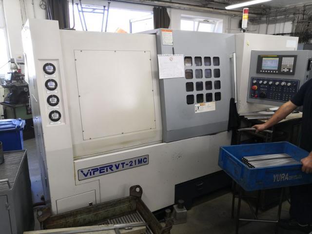 Sústruhy - CNC - VT-21 MC
