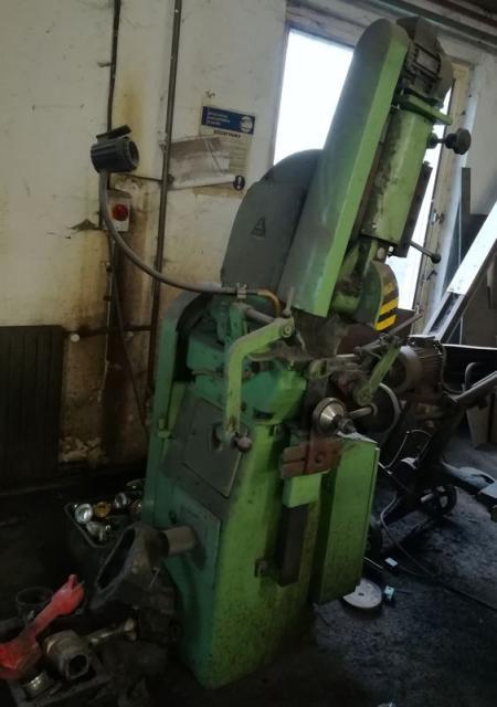 Grinding machines - other - Bruska na kotouče