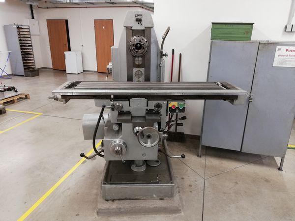 Milling machines - horizonal - FGH 32
