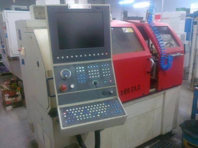 Soustruhy - CNC - S 280 CNC
