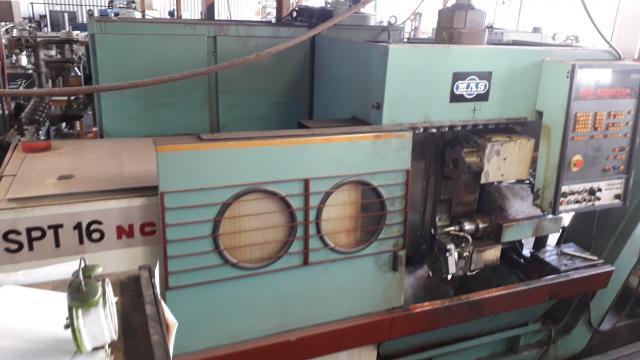 Lathes - semi-automatic - SPT 16 NC