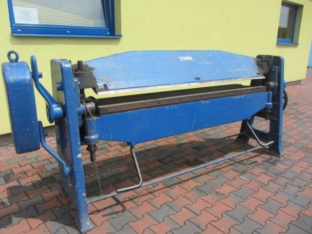 Bending machines - plate - XK 2000/2A