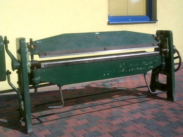 Bending machines - plate - XK 2000/2A