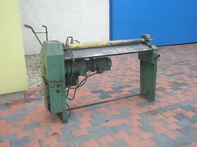 Zakružovačky - plechu - 1,25/1250 mm