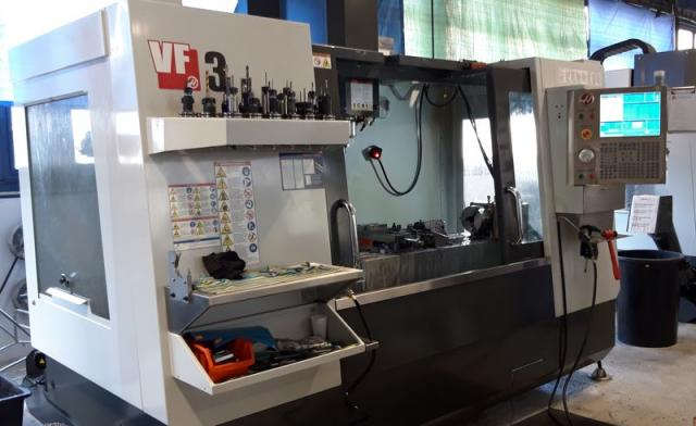 Milling machines - CNC - VF 3