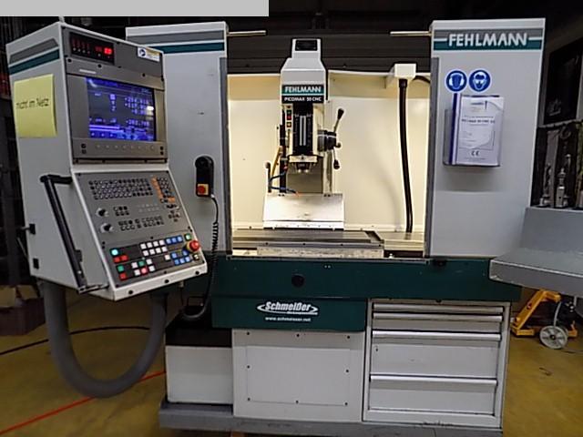 Obráběcí centra - vertikální - PICOMAX 55 CNC