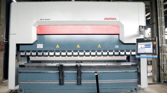 Presses - brake - AD - S 40320