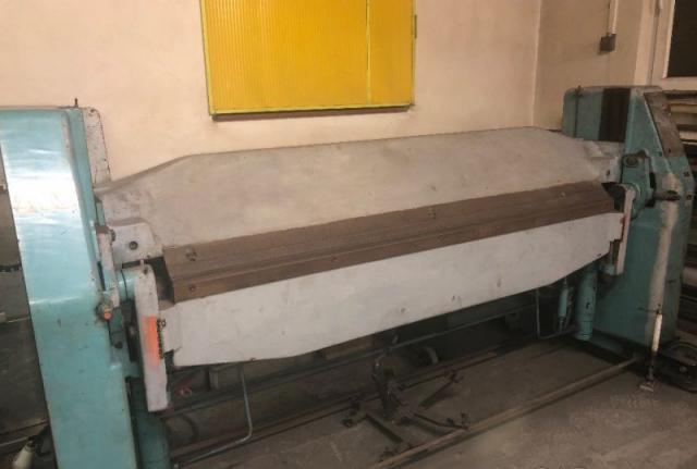 Ohýbačky - plechu - XONM 2000/2A-4
