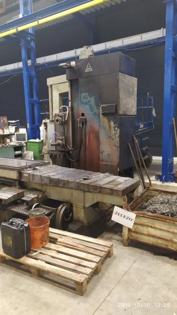 Frézky - CNC - FKH 80 A -CNC