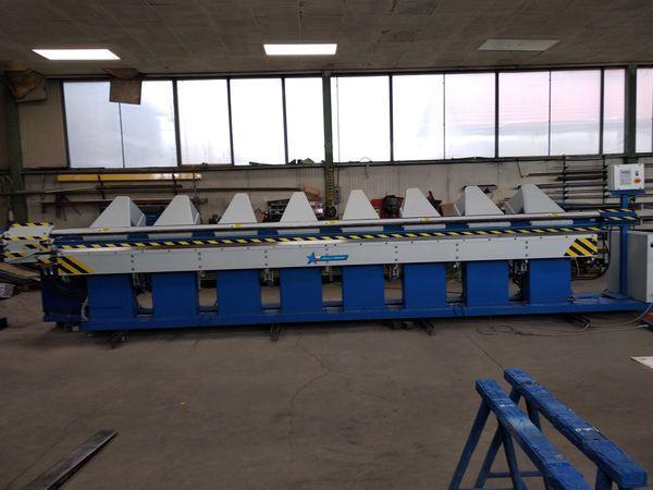 Bending machines - plate - OHP-2-6/8-D-OP77/313C -145°