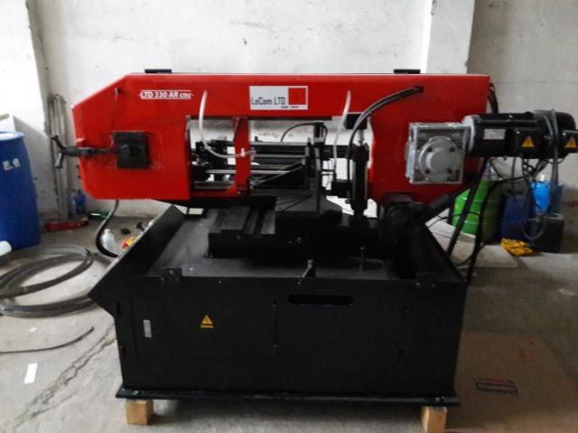 Ostatné stroje - píly - LTD 330 AR CNC