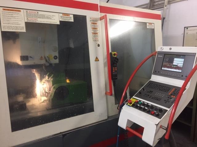 Machining centres - vertical - MCV 1270 Sprint