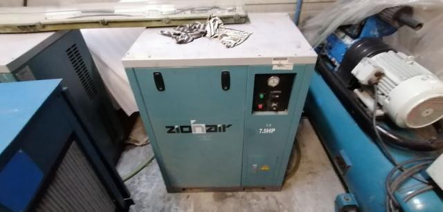 Ostatní stroje - ostatní - Kompresor HP 7,5 - CP 55S8