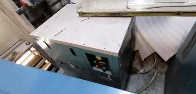 Ostatní stroje - ostatní - Kompresor HP 10 - CP 75S8