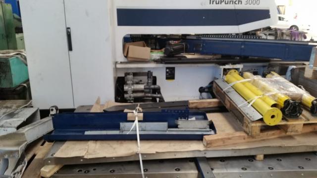Ostatné stroje - vysekávacie stroje - TruPunch 3000
