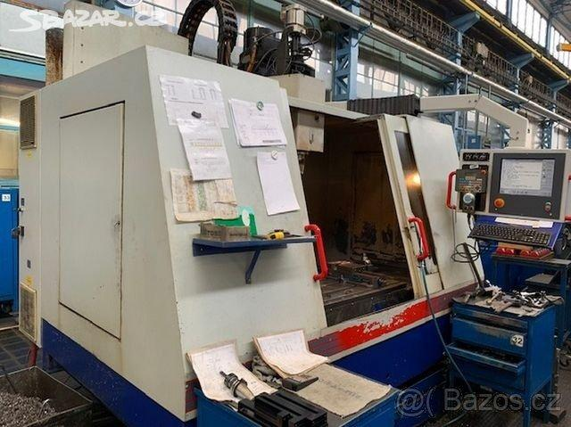 Machining centres - vertical - MCFV 1060 NT
