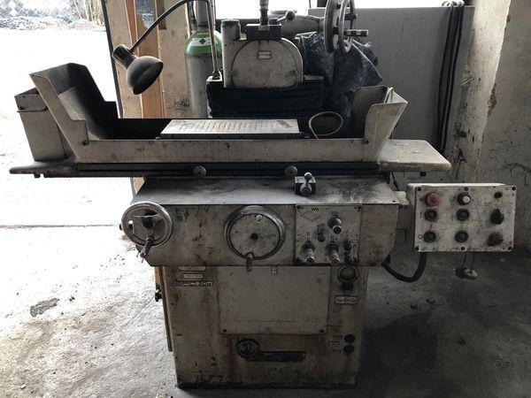 Grinding machines - surface - SPC 20A